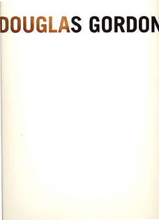 Katalog Douglas Gordon Words