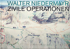Katalog Walter Niedermayr Zivile Operationen
