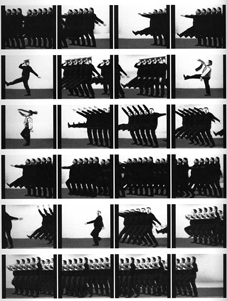 Katalog Georg Herold »full wax/stills«, 2005