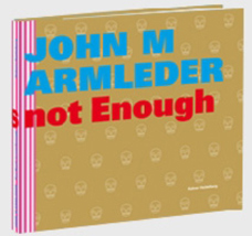 John M Armleder Too much is not Enough