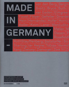 Catalogue Made in Germany
