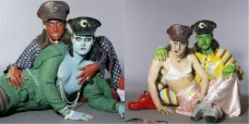 Katalog Johnny Rozsa, Leigh Bowery and Trojan »Johnny Rozsa, Leigh Bowery and Trojan«,1983/2008