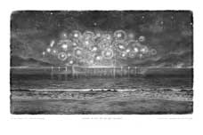 Catalogue Hans Op de Beeck »Midnight, a calm Sea and some Fireworks«, 2012